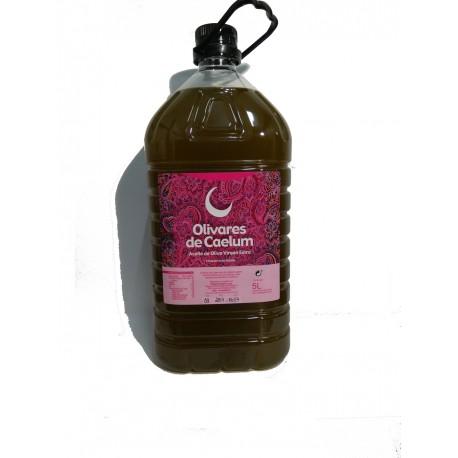 Aceite Oliva Virgen Extra Ecologico 5 Litros