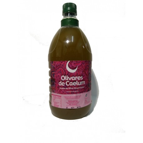 Aceite de Oliva Virgen Extra Ecologico 2 Litros